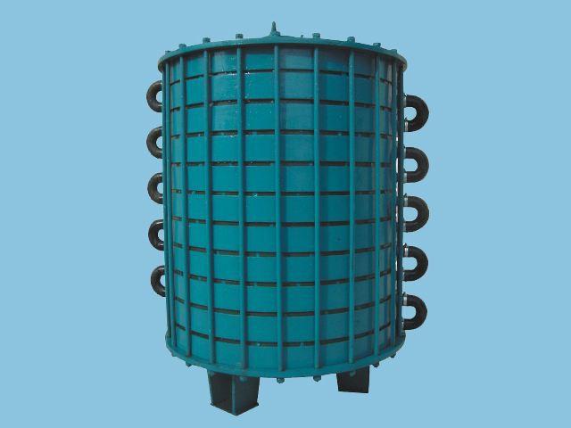 甘肃搪玻璃冷凝器